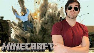 LOS COOL NO MIRAMOS LAS EXPLOSIONES | Minecraft: Nostalgia (3) - JuegaGerman
