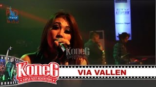KONEG LIQUID feat Via Vallen - Titanium  [Cover] [ LIVE CONCERT - Liquid Cafe] [KONEG]2nd