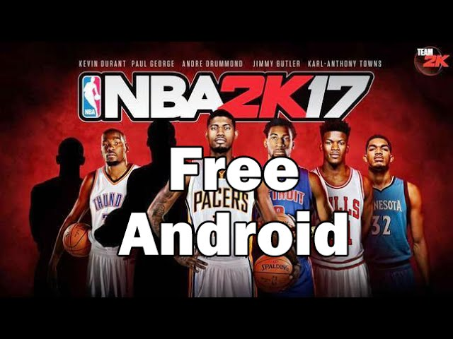 How To Download Nba 2k17 For Free On Android Youtube