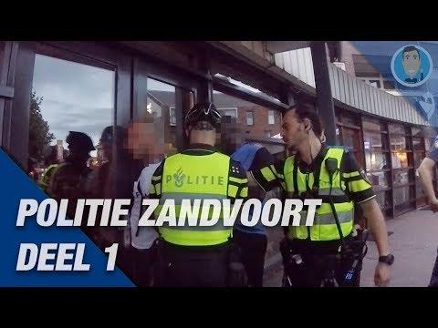 STRANDPOLITIE   TEAM ZANDVOORT   DEEL 1   INZET EVENEMENT