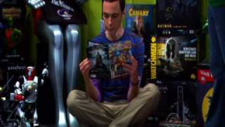 Big Bang Theory - Los traumas infantiles de Sheldon