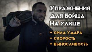 видео ММА: тренировка бойца в домашних условиях