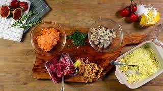 Селедка под шубой - Рецепт от Рыбсети №2