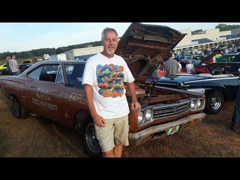 Jerry's Preserved, 28,000 Mile 1969 Hemi Powered Plymouth Road Runner