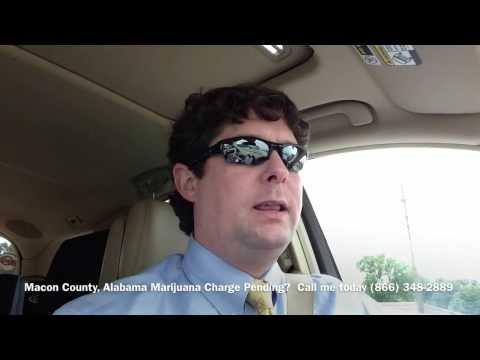 Macon County, Alabama Marijuana Drug Crime Attorney - Drug Charge Marijuana Lawyer Macon County, AL