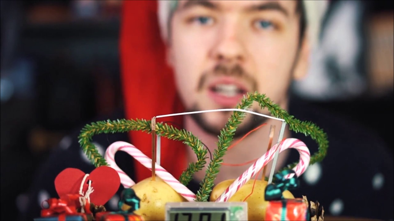 The Jacksepticeye Power Hour MERRY CHRISTMAS - YouTube