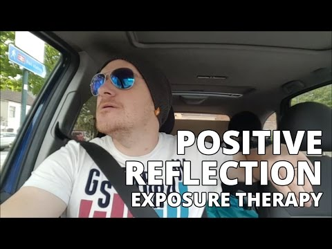 A Positive Day On Reflection - Anxiety & Agoraphobia Exposure Therapy Video Diary