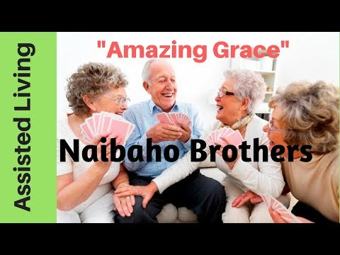 Elderly at Assisted Living in America ~ Naibaho Brothers Ministry