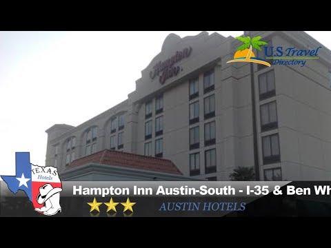 Hampton Inn Austin-South - I-35 & Ben White - Austin Hotels, Texas