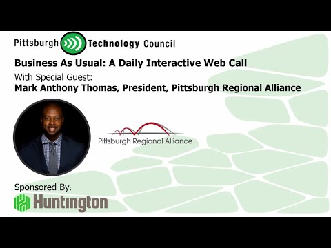 PRA President Mark Anthony Goes Live on Business as Usual