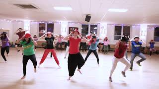 Suraiyya   Dance Cover   Thugs Of Hindostan   Aamir, Katrina   Dance class choreography