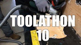 Toolathon 10 - Metabo, Dewalt, Striker, Milwaukee, Hitachi, Klein and Maxxeonn