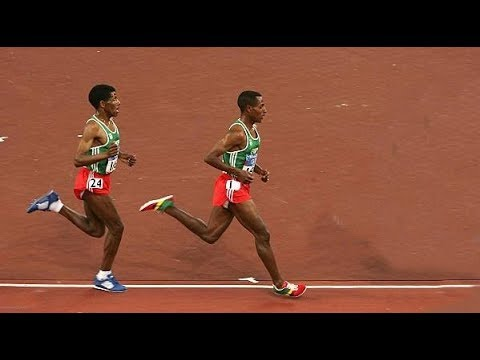 Why East African Runners Have An Efficient Stride