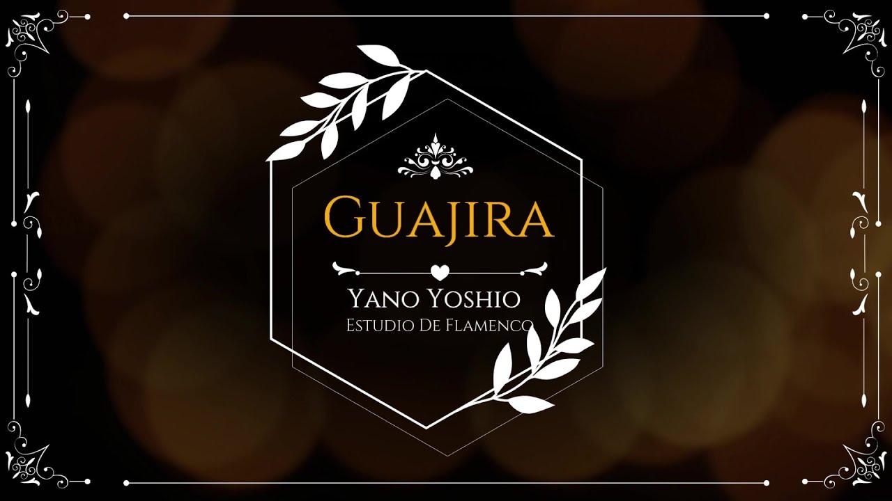 No.1 矢野吉峰フラメンコスタジオ/ /群舞「Guajira」