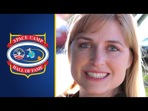 Andrea M. Hanson, PhD - Space Camp 2010 Hall Of Fame