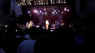Beautiful Goodbye - Amanda Marshall Canada Day Concert 2009