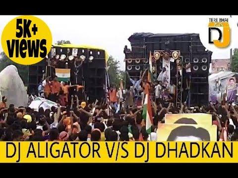 DJ aligator V/S DJ dhadkan competition - Tëŕè ßhàï kà DJ