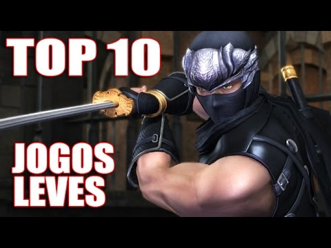 Top 10 Jogos Leves/Offline Para Android 2017