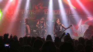 Vicious Rumors - Towns On Fire LIVE  at the Dokk