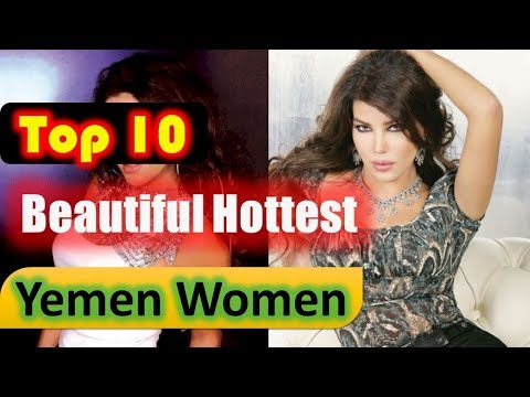 Top 10 Most Beautiful Hottest Yemen Women 2018