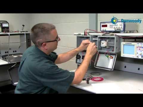 Engineering - Relay Logic Circuits Demo Part 2 (E.J. Daigle)