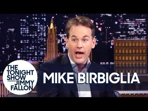 Mike Birbiglia Took a Bus to New York City to Meet Jim Gaffigan