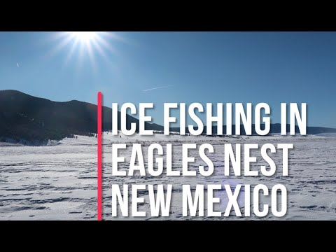 Eagles Nest Ice Fishing