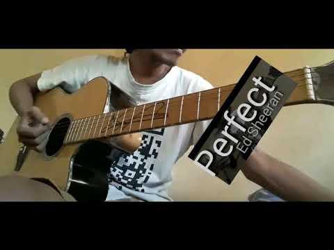 Chord Gitar Perfect   Ed Sheeran // Cara Cepat Bermain Gitar
