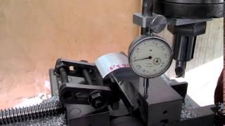 Уроки фрезерования, точный способ фрезеровки в прямой угол