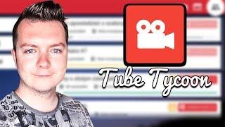 Tube Tycoon #2 - ZACZYNAM DAILY VLOGI!  | Vertez