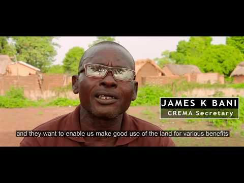 EMPOWERING LOCAL COMMUNITIES FOR CONSERVATION IN GHANA