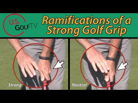 Ramifications of a Strong Grip with Waite Mayo Golf