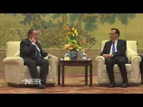 China Development Forum concerned with Trump agenda