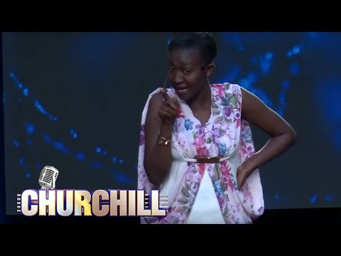 Churchill Show Mammito  - Ladies and Pregnancy Manenos