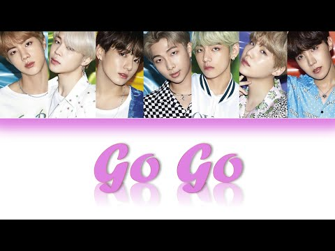 BTS - Go Go Lyrics