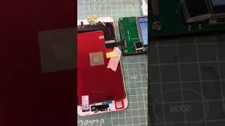Reprogramming iphone FOG original screen serial number