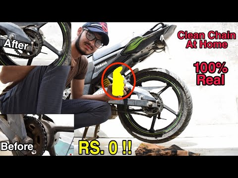 BIKE Chain Clean in Just RS. 0