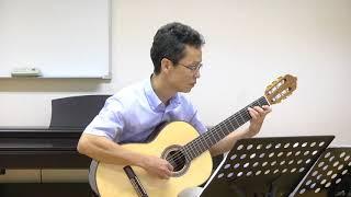 15  2017 8 20 高雄吉他室內樂團古典吉他評鑑六級  許銘杰