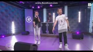 Marcus & Martinus-Elektrisk ft. Katastrofe (God morgen norge) (2015)