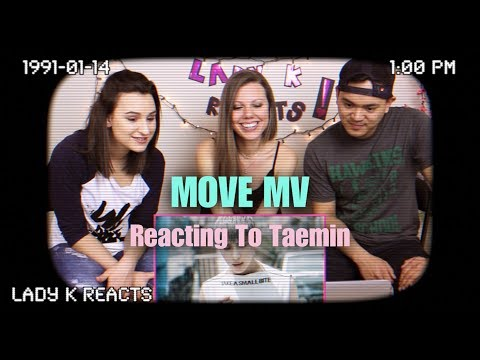 Move by TAEMIN - M/V Reaction