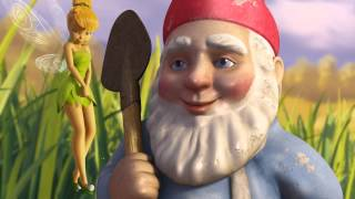 Disney Fairies Short: No Place Like Gnome
