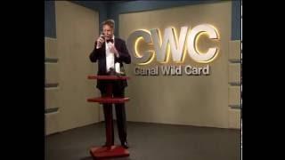 Canal Wild Card - Digte af Jeronimus Poulsen