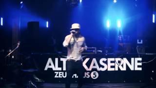 Ocamboman Live | El No te Merece (live @ Alte Kaserne)