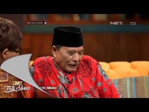 Ini Talk Show - Pemimpin Muda Part 13 - Sule dibuat kesel oleh Pak Haji Bolot
