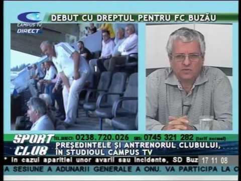SPORT CLUB 19 SEPTEMBRIE FC BUZAU P 1