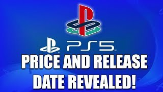 PlayStation 5's EXACT Price And Release Date May Have Leaked!
