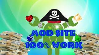 MOD SITES 100% WORK