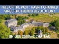 This unique French chateau hasn't changed since 1789! For sale near Bordeaux - Ref.: 104199LMA33