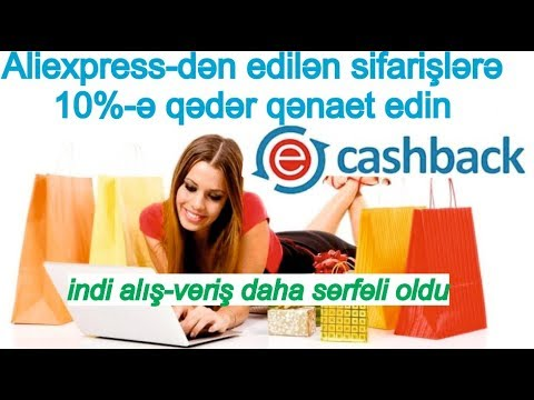 Aliexpressdən sifariş edənlər mütləq izləyin - ePN cashback