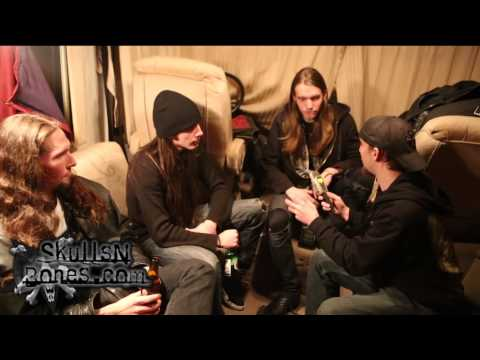Diamond Plate Interview By Metal Mark!